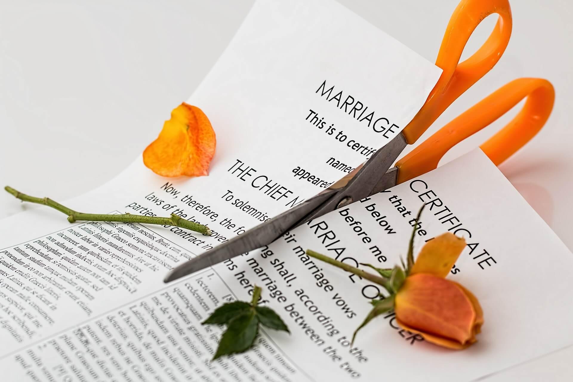 מה קורה לקרן פנסיה במקרה של גירושין